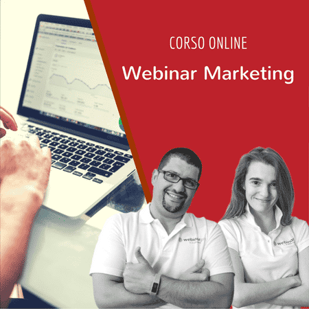 corso online webinar marketing