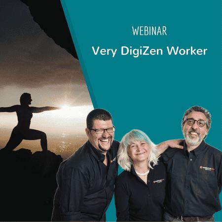 Very DigiZen Worker